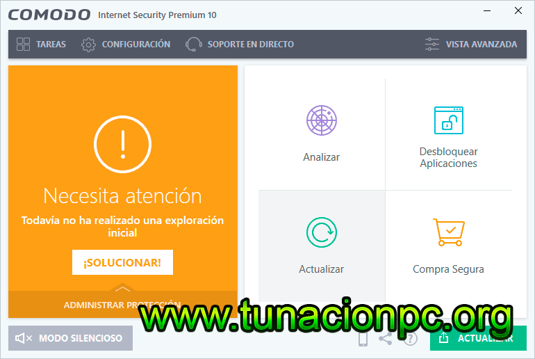 Comodo Internet Security Premium Full Español