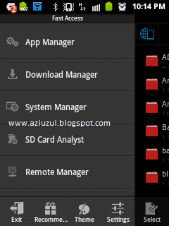 Donwload ES File Explorer apk