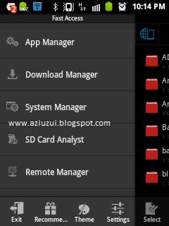 Donwload ES File Explorer apk