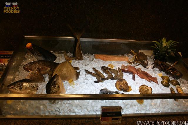 buffet 101 seafood