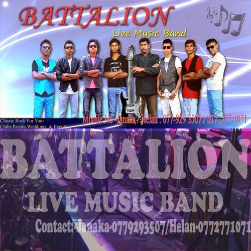 BATTALION 1ST LIVE SHOW