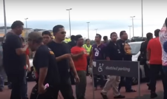 BERSIH 5 Kecoh Bila Konvoi Diganggu, Wartawan Diugut (Video)