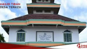 Masjid Tiban Desa Terkesi, Benarkah Jatuh Dari Langit? Ini Dia Sejarahnya