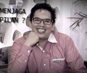 Biodata Ridwan Hendra