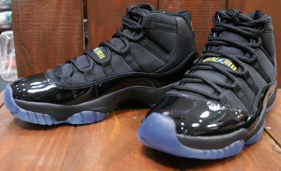 c90ea109e02fe5 It marks the fifth consecutive year Jordan Brand has treated us to an Air  Jordan XI for the holidays. This pair comes in an all new black