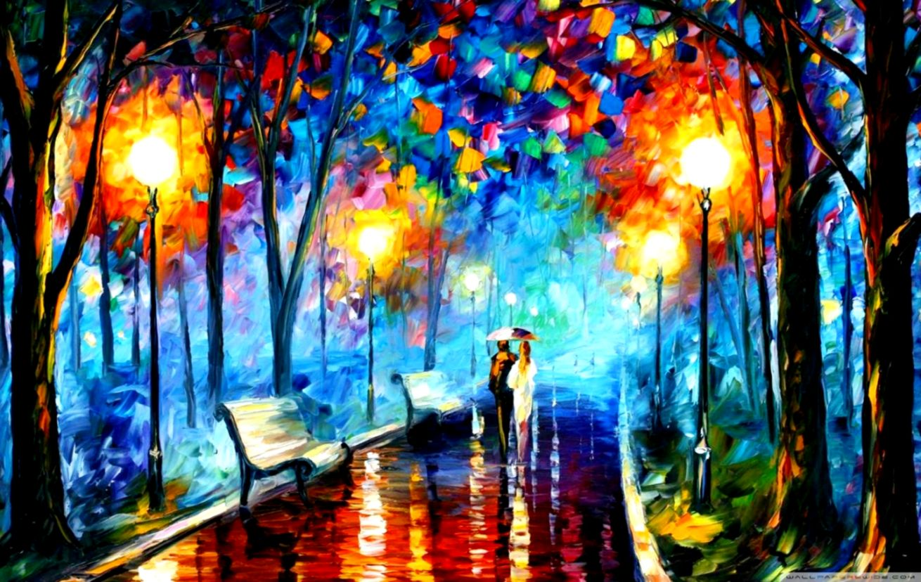 Wallpaper Abstract Painting List Wallpapers