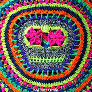 made by Dada Neon Crochet
