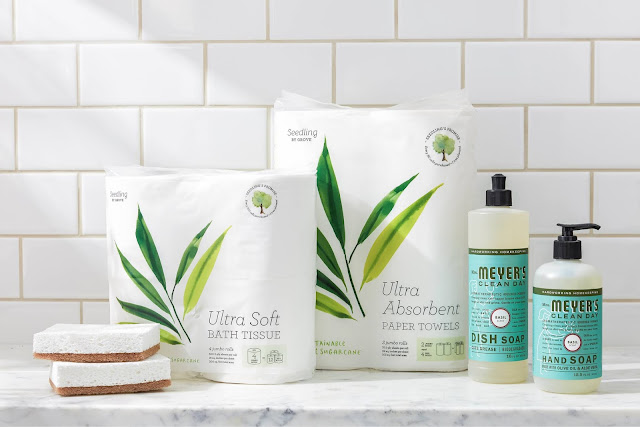 #grovepartner 5 green home essentials freebies for February