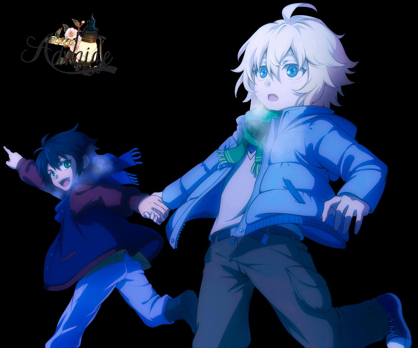 RENDER Yuu and Mika