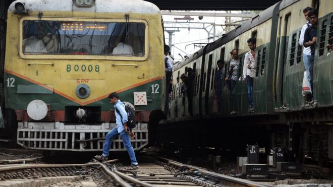 India train travels 160km in 'wrong direction'