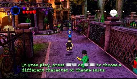Download LEGO Batman The Video Game PPSSPP ISO Android
