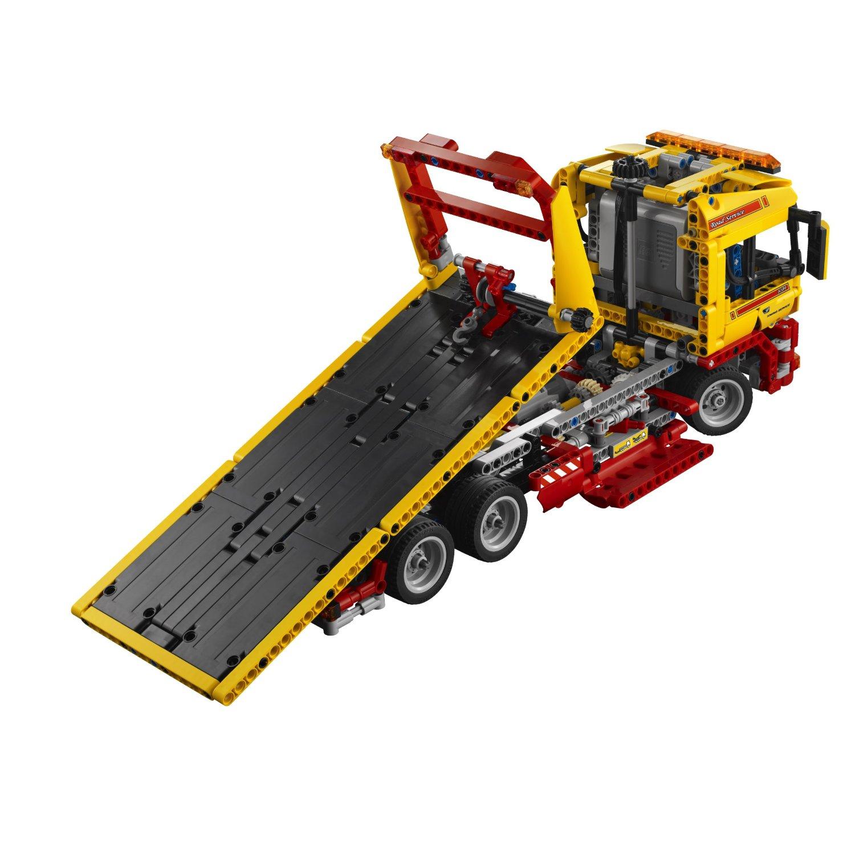 lego image lego technic flatbed truck 8109. Black Bedroom Furniture Sets. Home Design Ideas