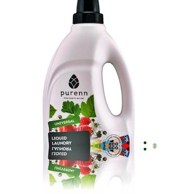 pareri purenn detergent lichid universal pentru rufe cu lavanda si zmeura eco bio