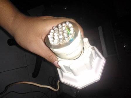 Cara membuat lampu LED