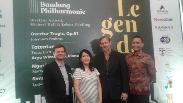 Bandung Philharmonic Season Four, Berikan Pengalaman Tak Terlupakan Lewat Karya Musik Legenda