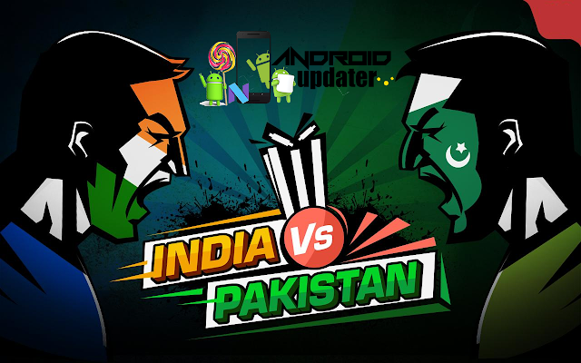 Watch India vs Pakistan Champion Trophy Live Streaming in Your Phone