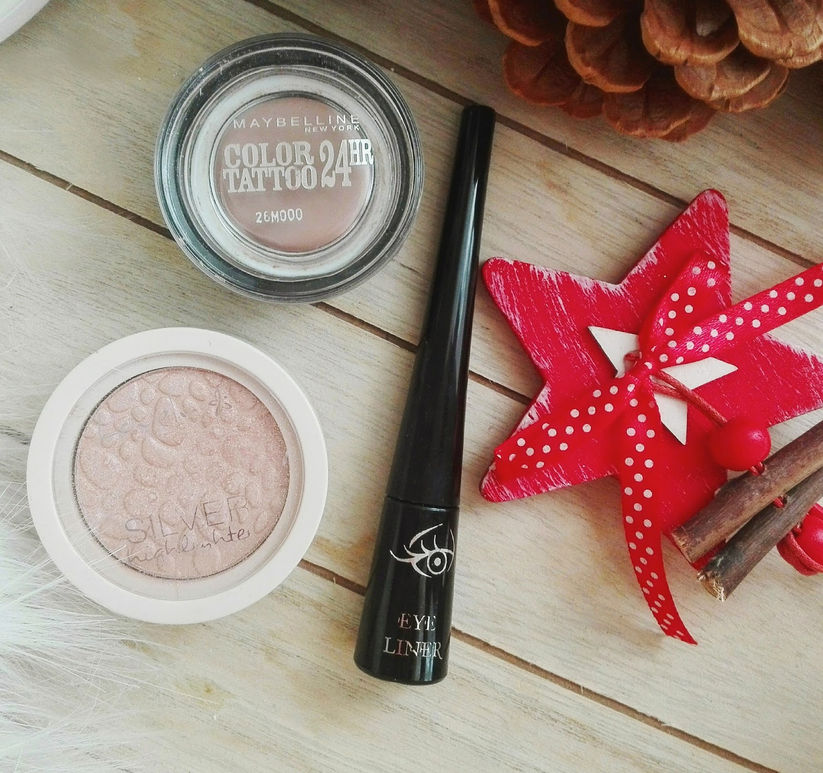 Kosmetyczni ulubieńcy roku - makijaż i pielęgnacja