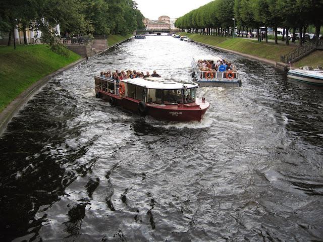 Neva nehri turu, St.Petersburg