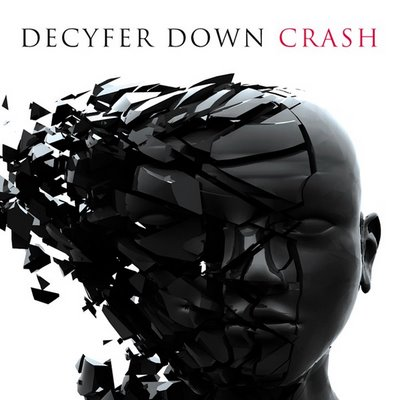 Decyfer Down - Crash 2009 English Christian Album