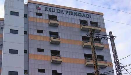 Alamat & Nomor Telepon RSUD Dr Pirngadi Medan