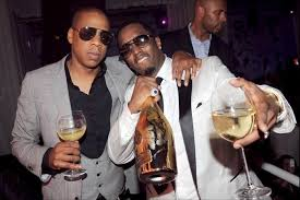 diddy,and jay z