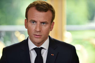 Why French President, leaved Nigerian capital with Abuja key