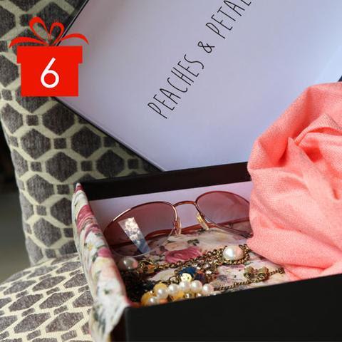 peaches & petals giveaway