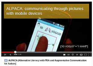Communicating through pictures with mobile devices (video)