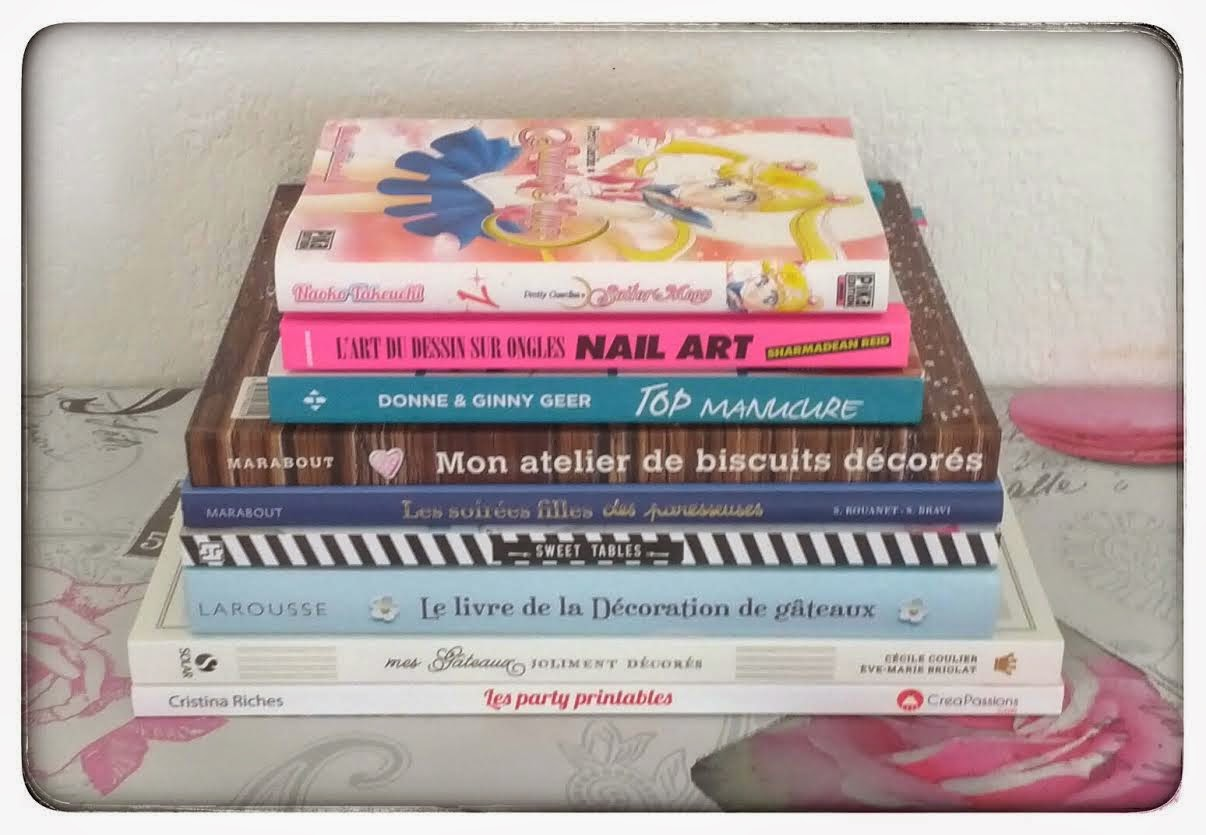 Ma wishlist book du moment