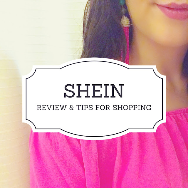 SheIn tips and tricks for shopping from china