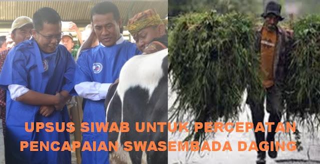 Disnakkan Kabupaten Bogor Percepat Pencapaian Swasembada Daging 235