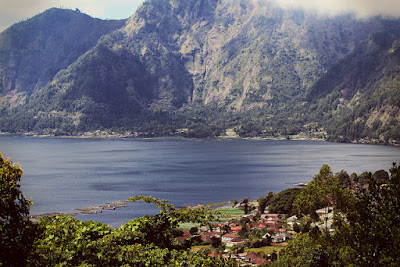 Batur Kintamani Lake