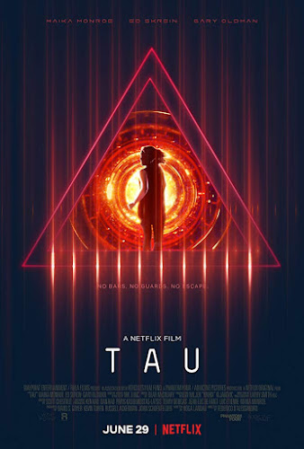 Tau (Web-DL 720p Dual Latino / Ingles) (2018)