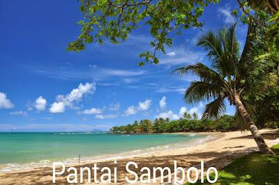 Pantai Sambolo, Anyer