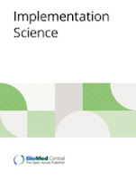 Image of Implementation Science Journal front cover