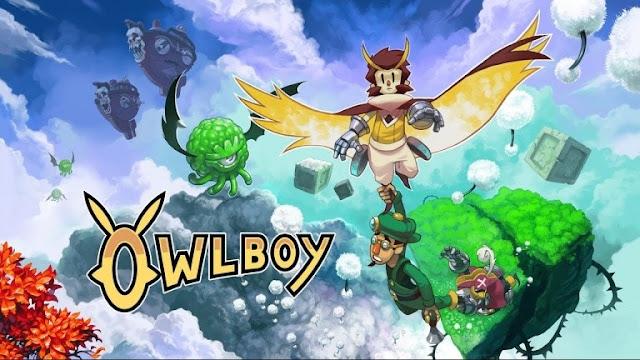 الإعلان عن لعبة Owlboy للأجهزة المنزلية و تحديد تاريخ إصدارها