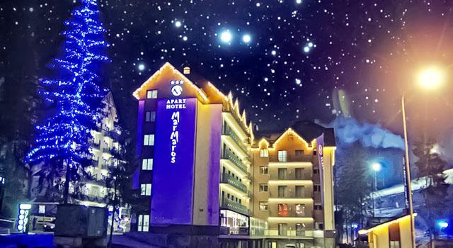 Буковель апарт готель MarMaros Bukovel МарМарос