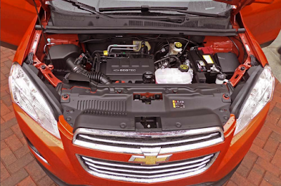 Foto Mesin Chevrolet Trax 1.4 Liter