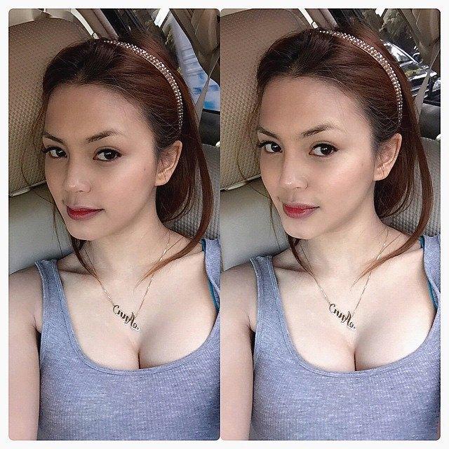 ann miranda sexy cleavage pics 02