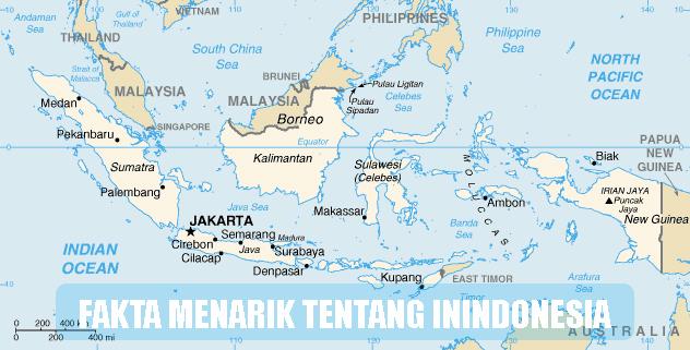 9 Fakta Unik Tentang Indonesia Di Mata Dunia yang perlu kamu ketahui