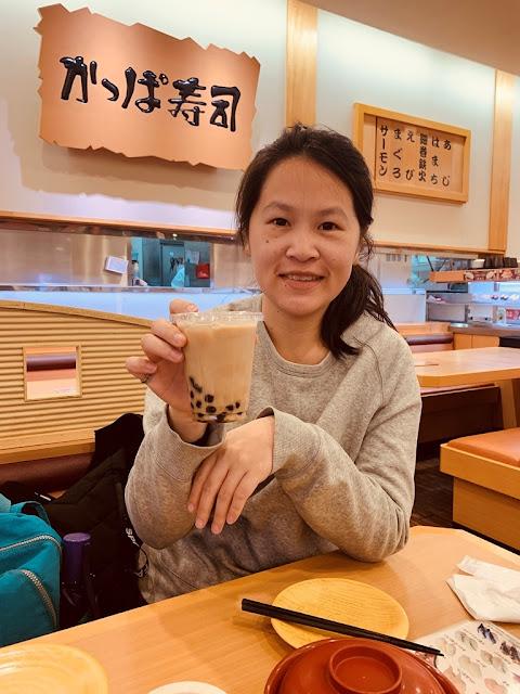 台灣珍珠奶茶
