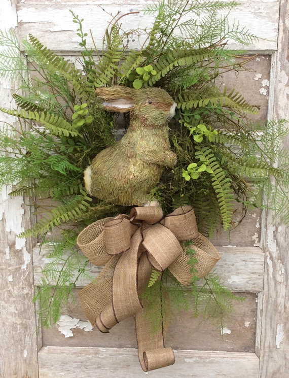 Wreath ideas for Spring