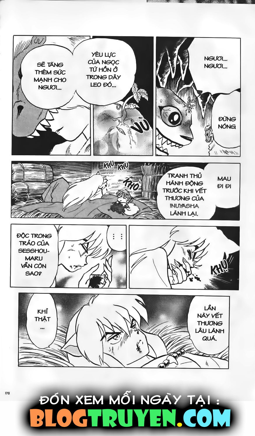 Inuyasha vol 07.9 trang 19