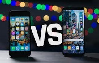 Galaxy S8 vs iPhone 7: Battle for the Best