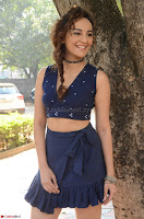 Seerat Kapoor Stunning Cute Beauty in Mini Skirt  Polka Dop Choli Top ~  Exclusive Galleries 044.jpg