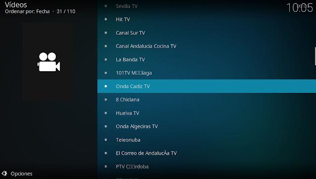 Listado de canales de españa que emiten de forma gratuita por internet