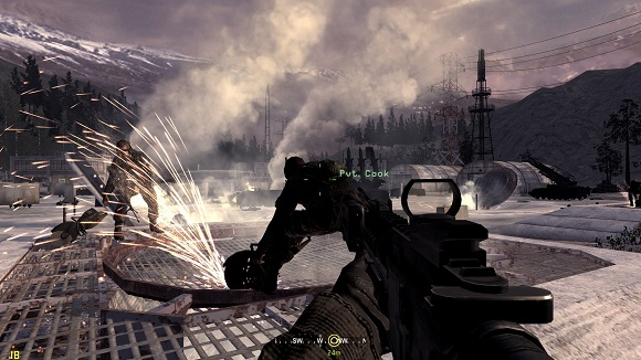 Call of Duty 4 Modern Warfare Full Crack