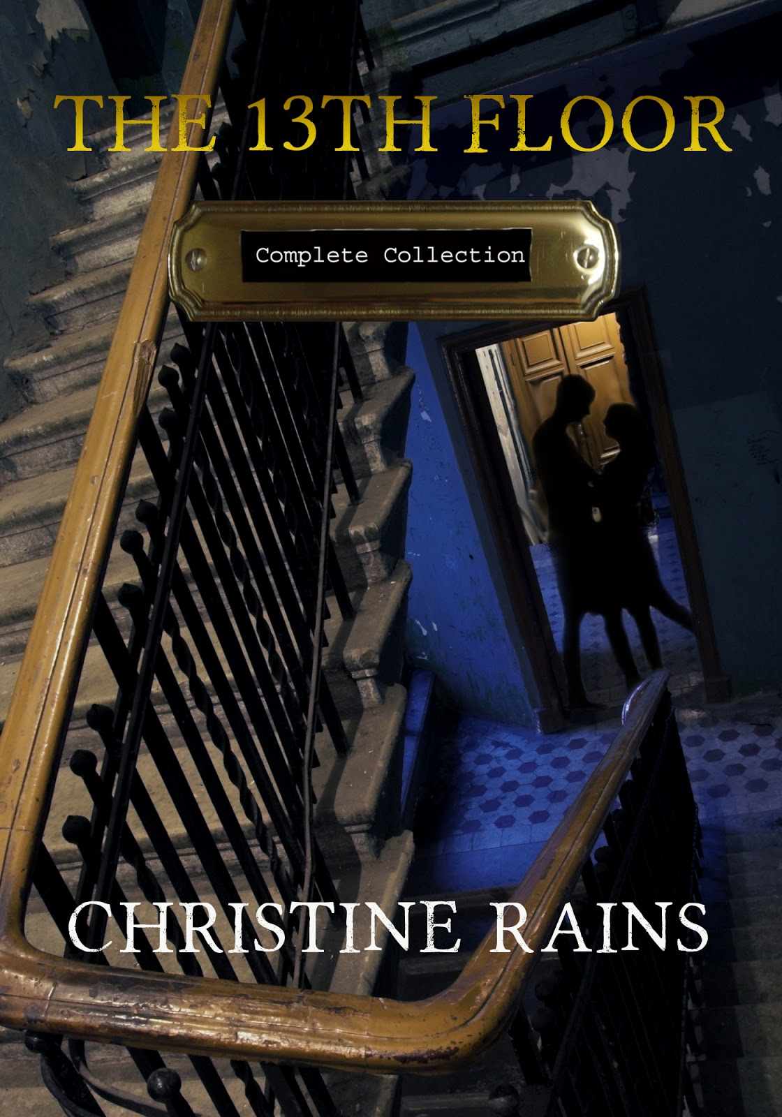 Christine Rains  Writer The 13th Floor series