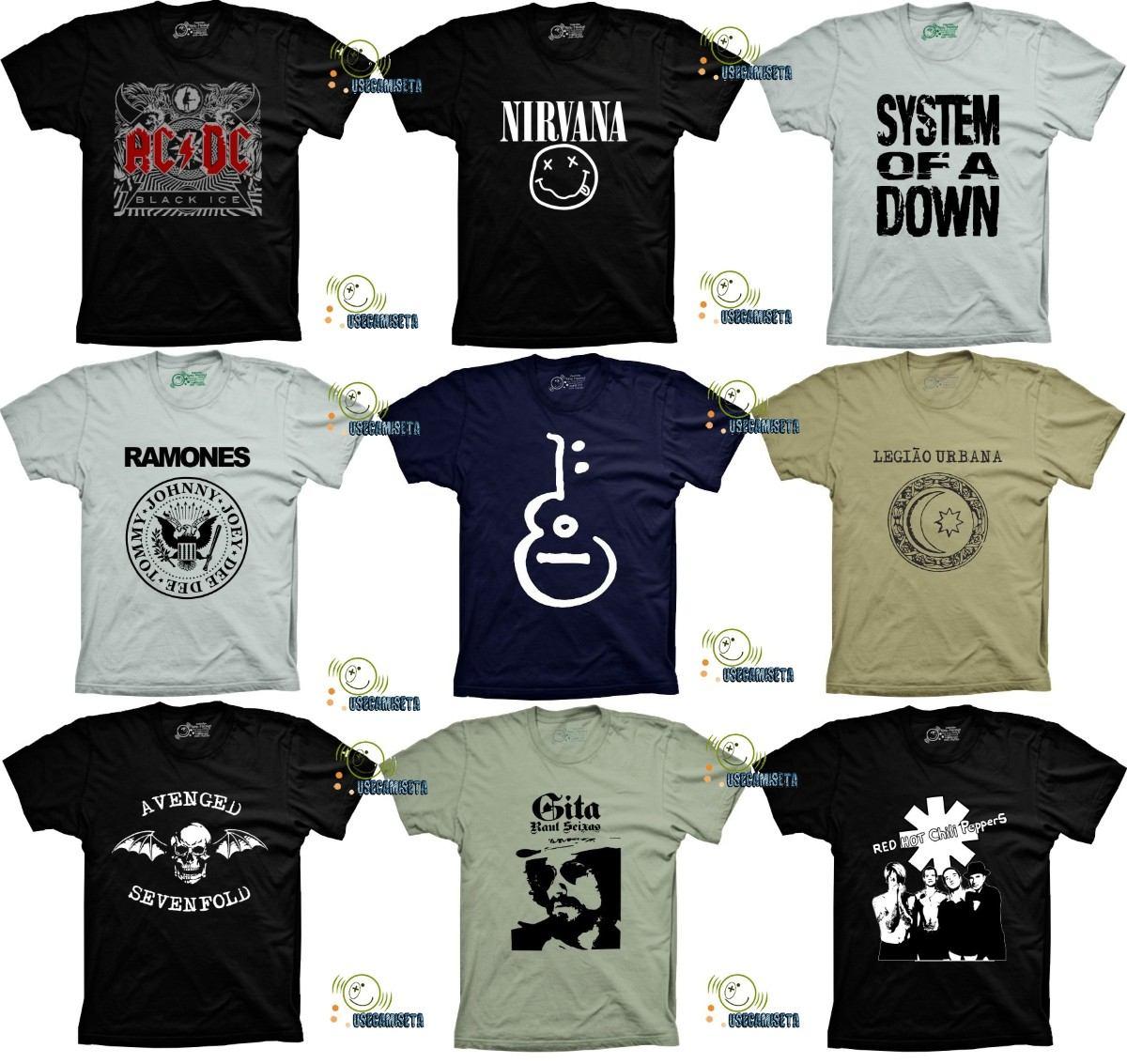 Rock Forever  Blusas para rockeiras 88f8ac5e2ce
