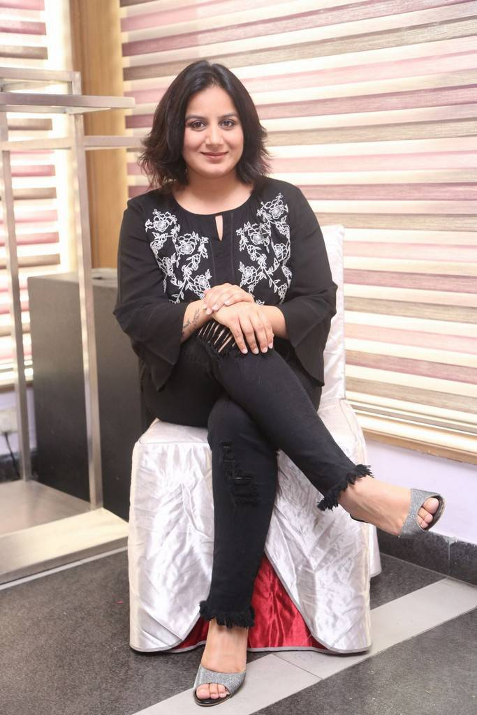 Pooja Gandhi At Dandupalyam 2 Press Meet Gallery